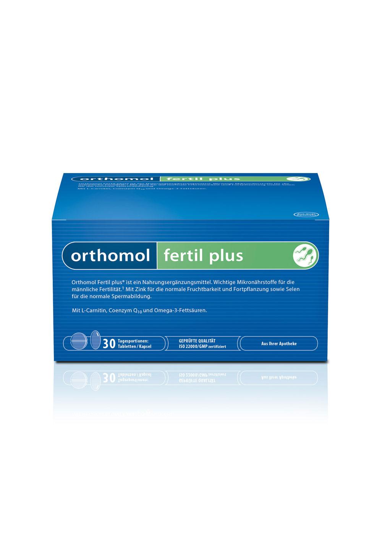 Orthomol Fertil Plus Erfolg