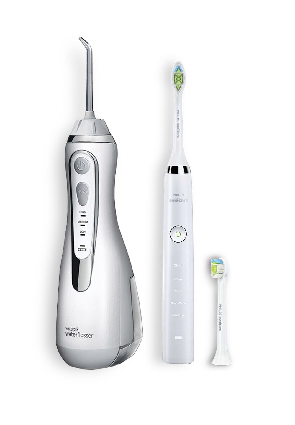 White Cordless And Diamond Clean Product Details
