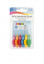 Tepe Mixed Pack Interdental Brushes
